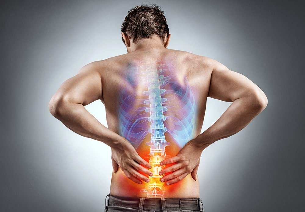 Chronic Back & Neck Pain Treatments